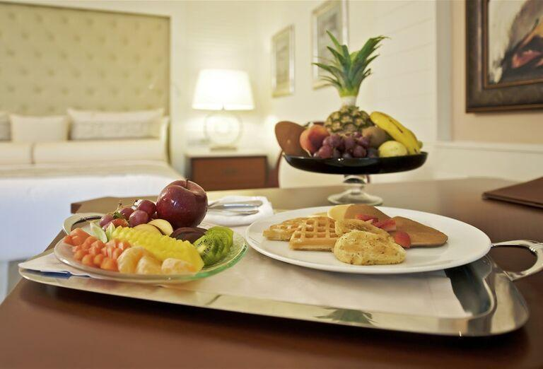 Hotel Iberostar Grand Bavaro - občerstvenie