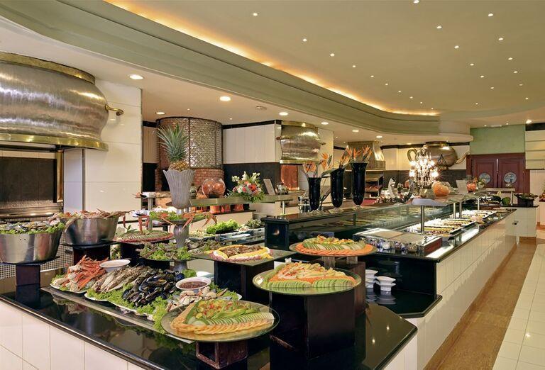 Hotel Iberostar Grand Bavaro - reštaurácia