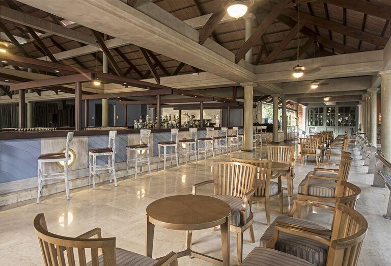 Hotel Iberostar Grand Bavaro - Posedenie