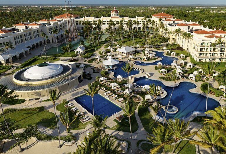 Hotel Iberostar Grand Bavaro - Areál hotela
