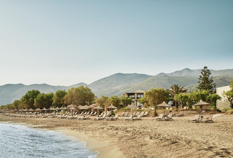 Pláž Cretan Malia Park