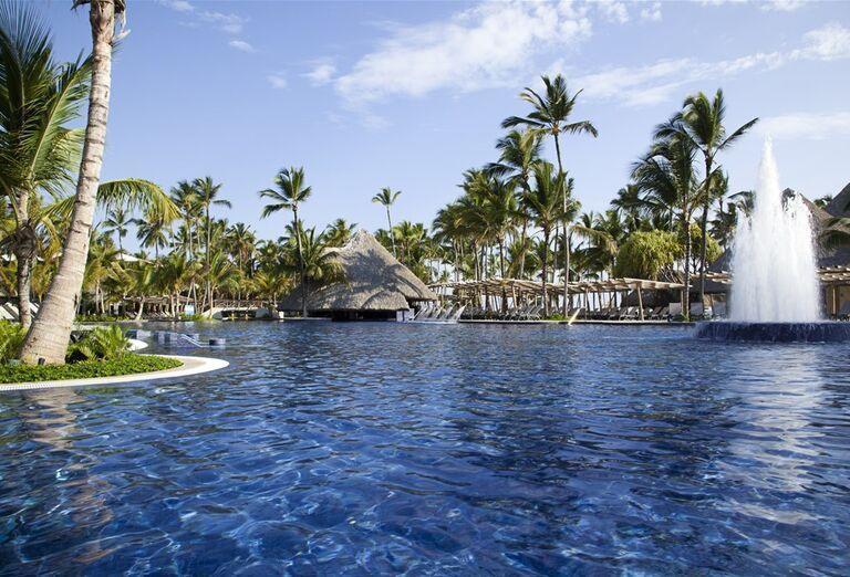 Hotel Barcelo Bavaro Palace - hotelový bazén