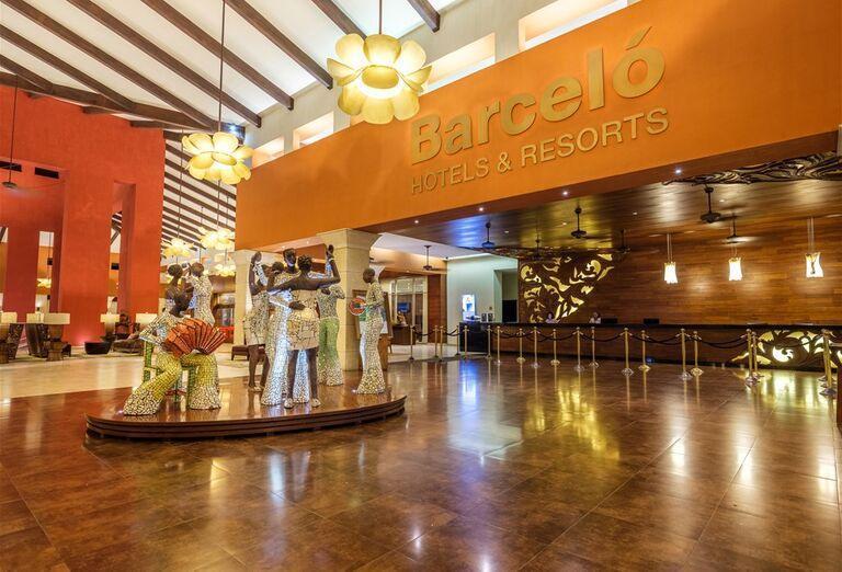 Hotel Barcelo Bavaro Palace - interiér hotela
