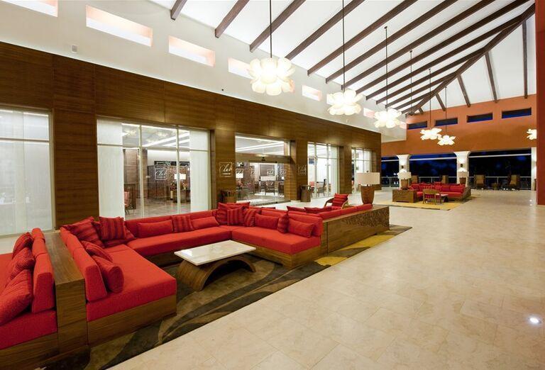 Hotel Barcelo Bavaro Palace - Posedenie