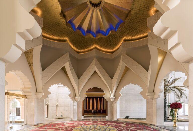 Hotel Shangri-La Al Husn Resort & Spa - interiér