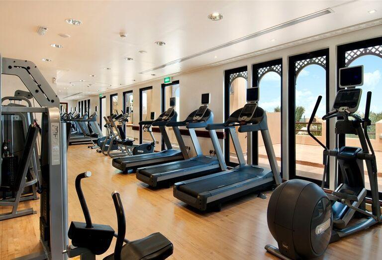 Fitness v hoteli