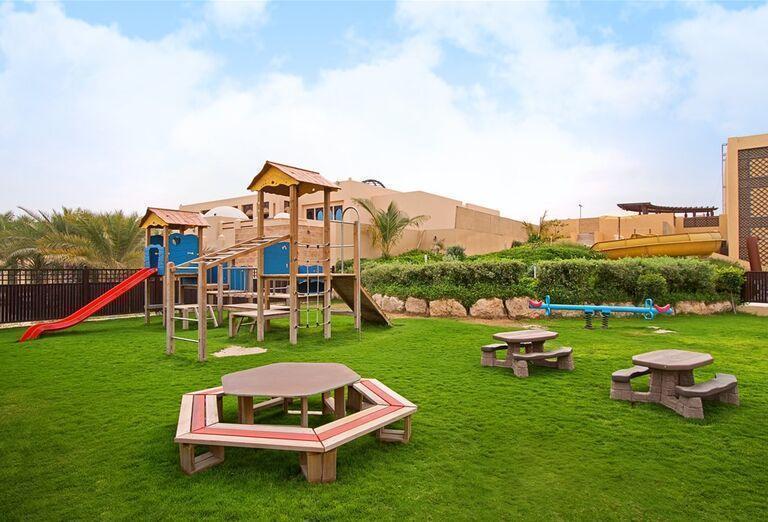 Detské ihrisko - Hotel Hilton Resort & Spa Ras Al Khaimah