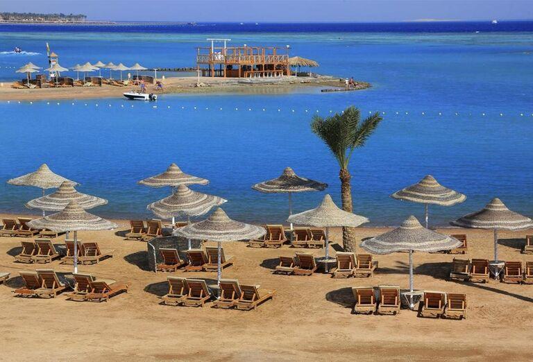 Pláž Hotel Labranda Club Makadi ****