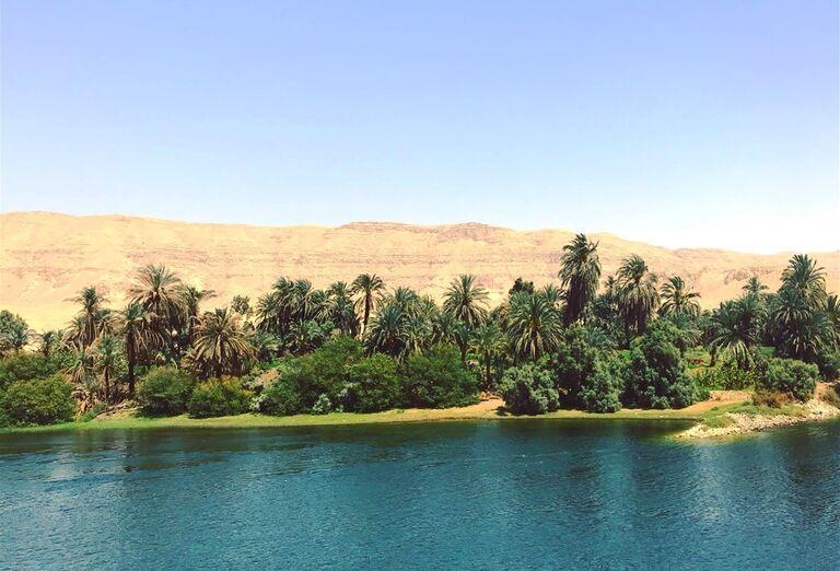 Egypt - Pohľad na okolie
