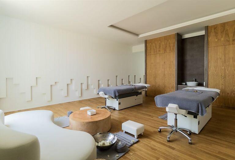 Wellness   v hoteli Nikki Beach Resort and Spa Dubai