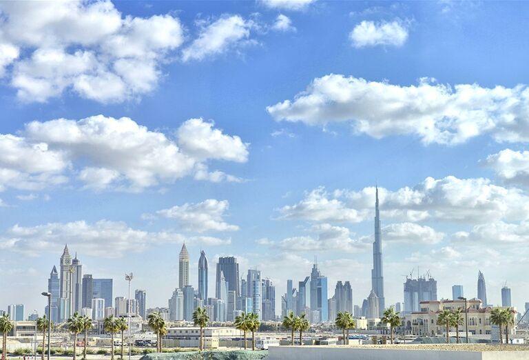 Mesto, v hoteli Nikki Beach Resort and Spa Dubai