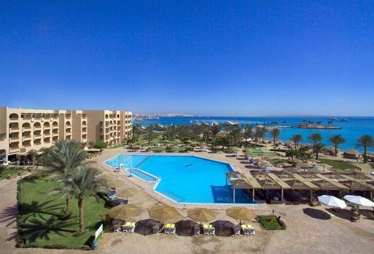 Continental Hotel Hurghada a jeho okolie