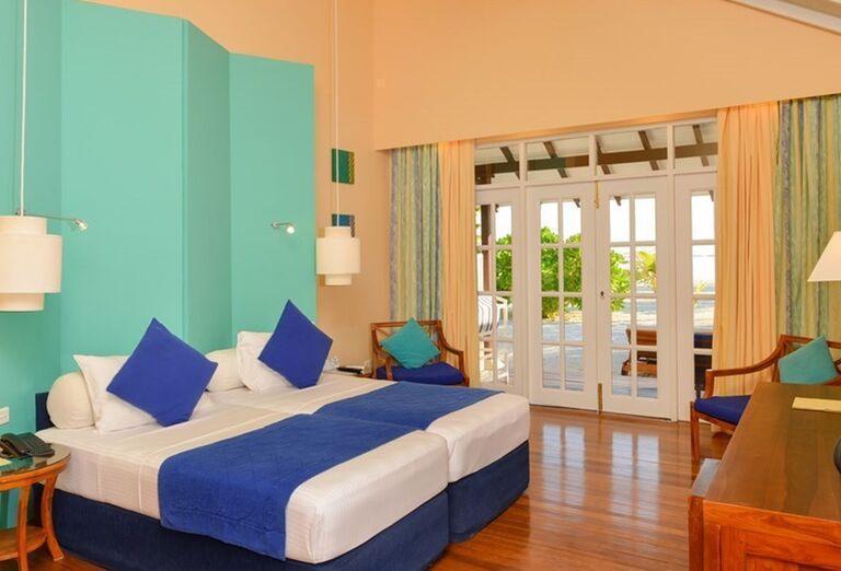 Hotelový Resort Adaaran Select Meedhupparu - Hotelová izba