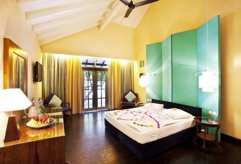 Hotelový Resort Adaaran Select Meedhupparu - Dvojlôžková izba