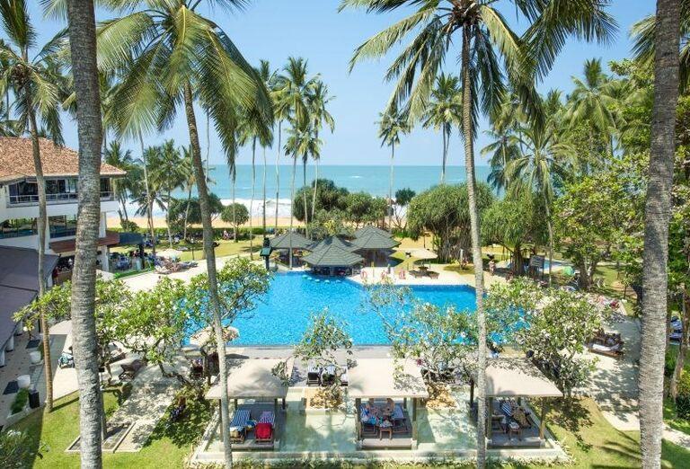 Hotel Tangerine Beach - Areál hotela