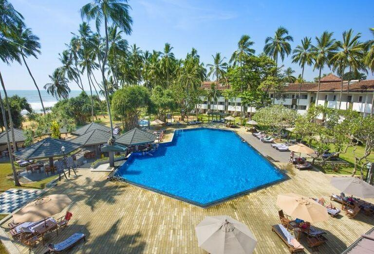 Hotel Tangerine Beach - hotelový bazén