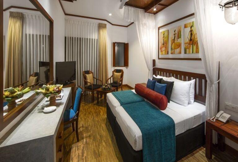 Izba v hoteli Tangerine Beach