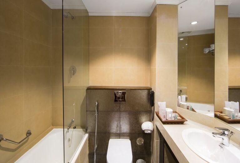 Hotel Tangerine Beach - kúpeľňa
