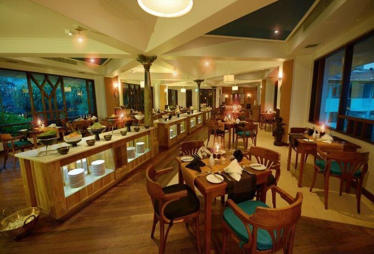 Hotel Tangerine Beach - reštaurácia