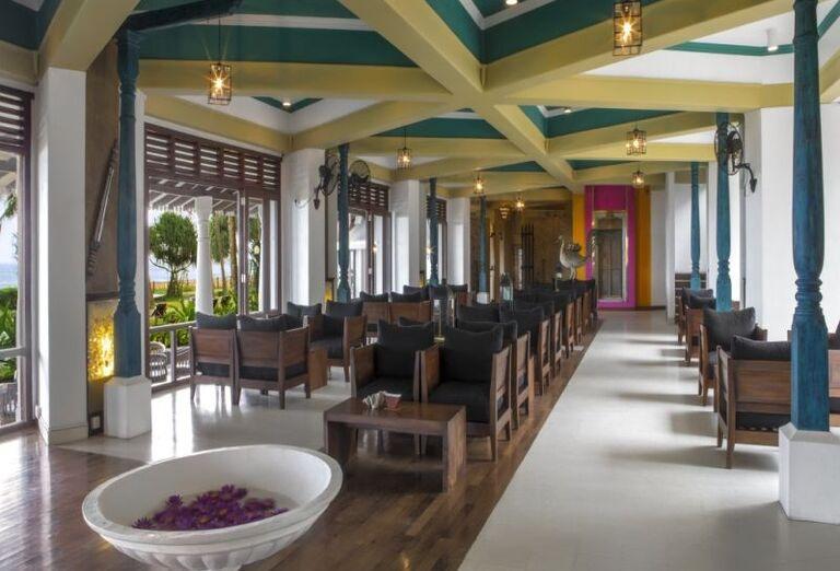 Hotel Tangerine Beach - Posedenie