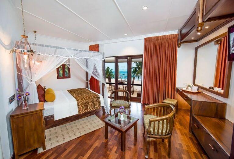 Hotel Tangerine Beach - Dvojlôžková izba