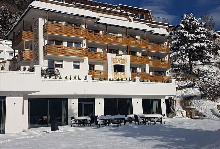 Alpin & Style hotel Rosenhof - Areál hotela