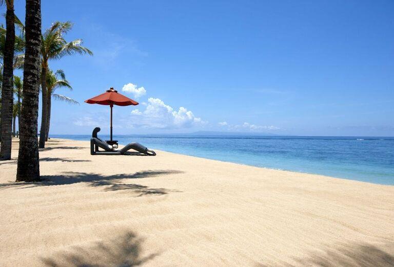 Pláž Hotel The St. Regis Bali Resort ******