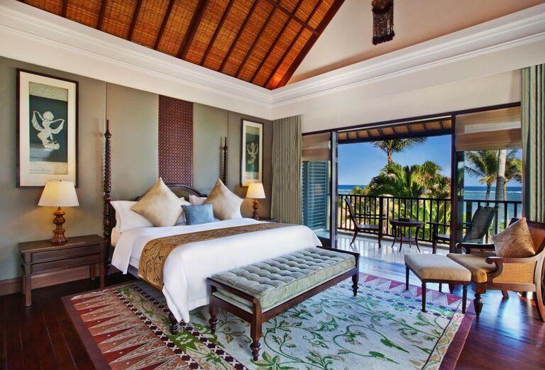 Ubytovanie Hotel The St. Regis Bali Resort ******