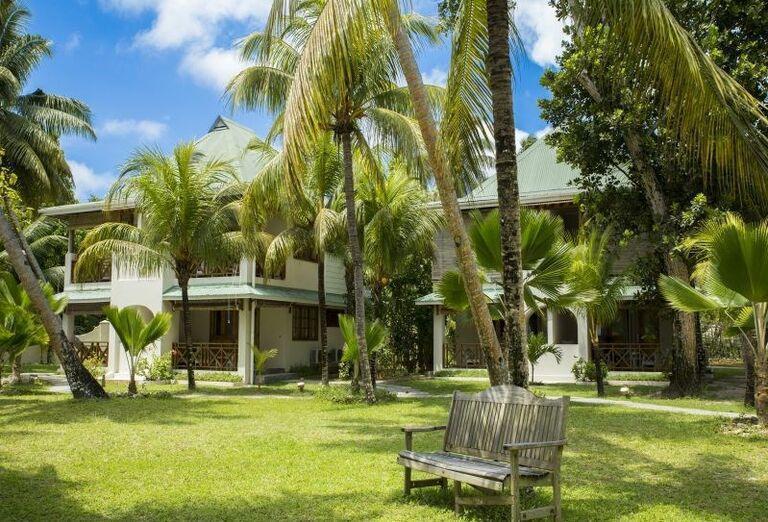 Hotel Indian Ocean Lodge - záhrada