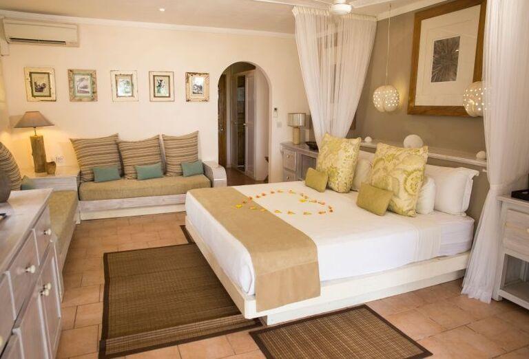 Hotel Indian Ocean Lodge - Hotelová izba