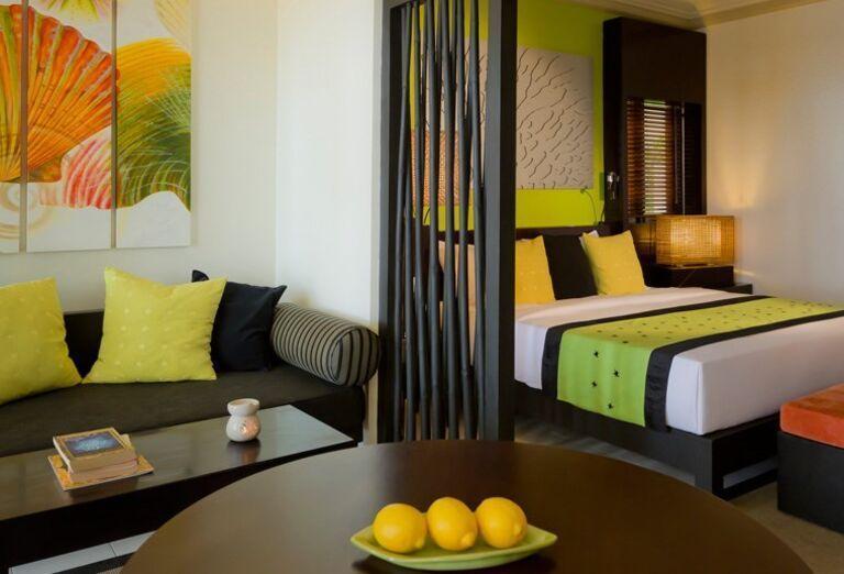 Hotelový Resort Angsana Ihuru - Dvojlôžková izba
