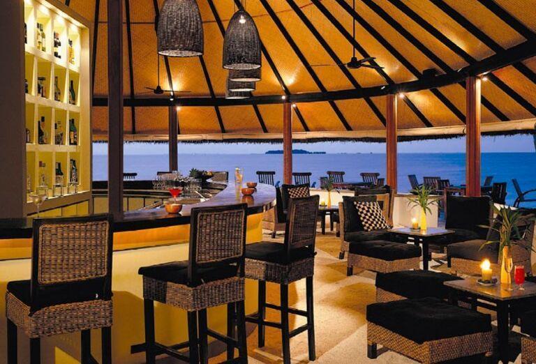 Hotelový Resort Angsana Ihuru - Bar