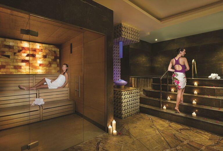 Doubletree by Hilton Resort & Spa Marjan Island- sauna vo wellness