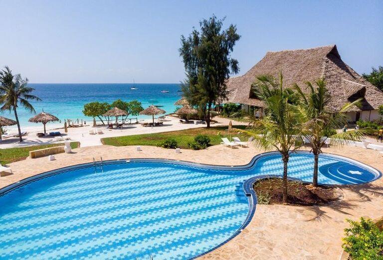 Hotel Sandies Baobab - hotelový bazén