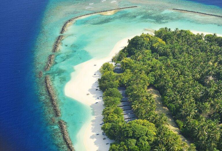 Hotelový Resort Royal Island Resort & Spa -Pohľad na okolie
