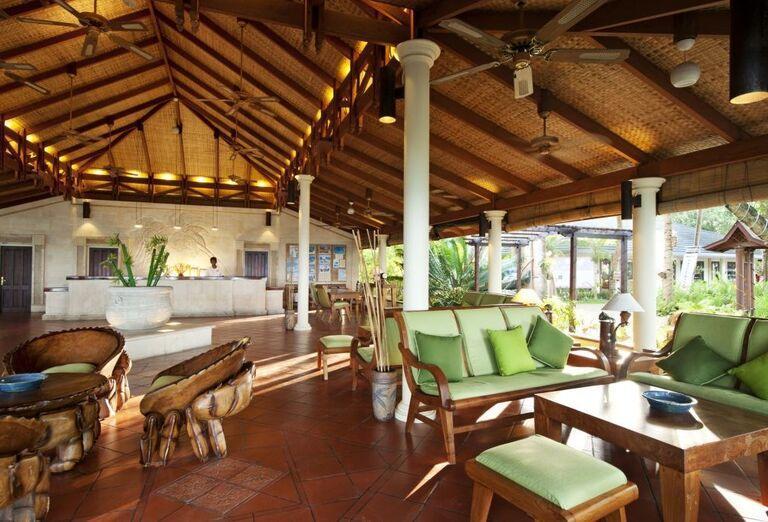Hotelový Resort Royal Island Resort & Spa -Posedenie