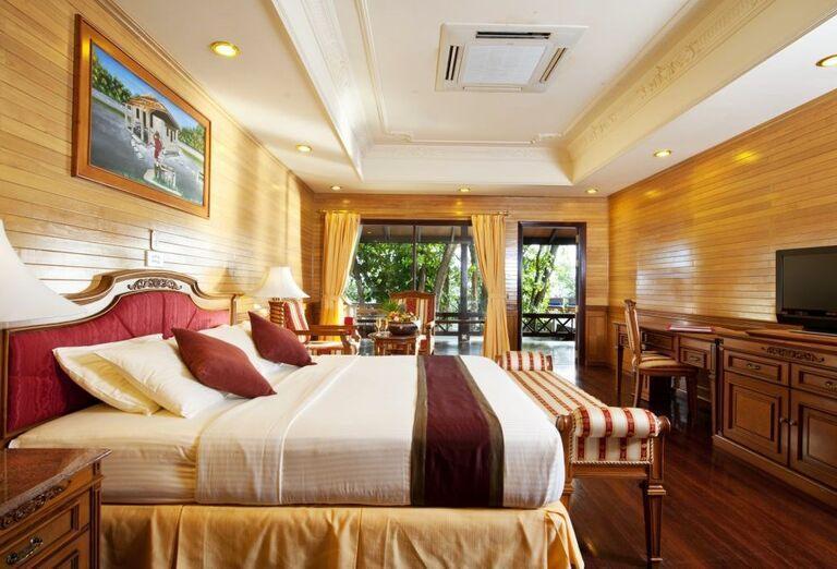 Hotelový Resort Royal Island Resort & Spa -Hotelová izba