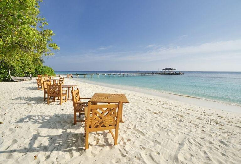 Hotelový Resort Royal Island Resort & Spa -Piesočnatá pláž