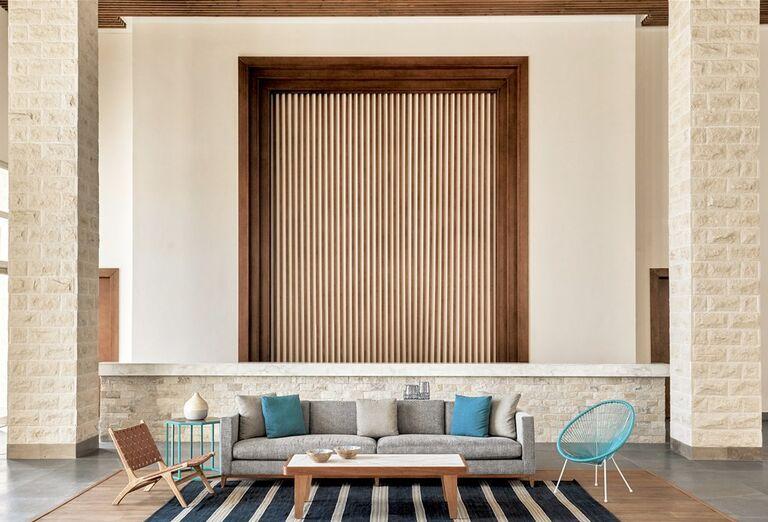 Hotel Jaz Maraya - interiér hotela