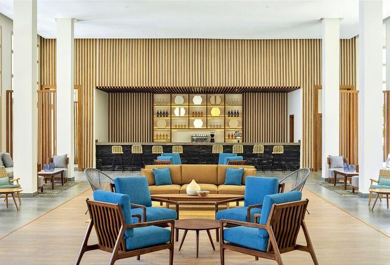 Hotel Jaz Maraya - Posedenie