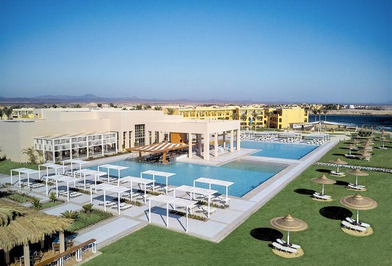 Hotel Jaz Maraya - Areál hotela