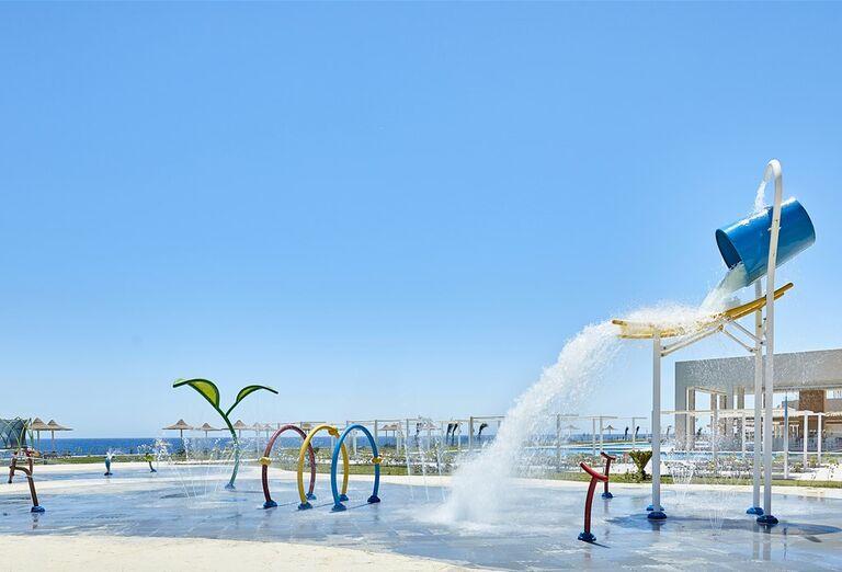 Hotel Jaz Maraya - atrakcie v bazéne
