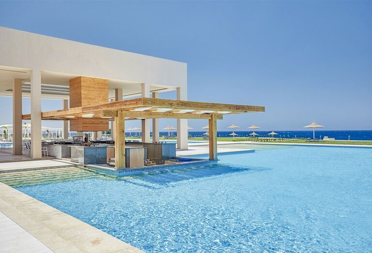 Hotel Jaz Maraya - hotelový bazén
