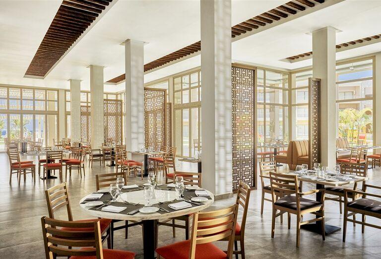 Hotel Jaz Maraya - reštaurácia
