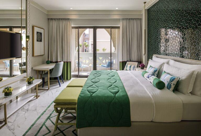 Ubytovanie na izbe v hoteli Rixos Saadiyat Island Abu Dhabi