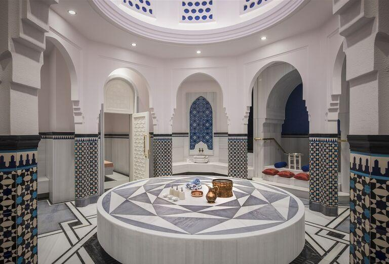 Wellness v hoteli Rixos Saadiyat Island Abu Dhabi
