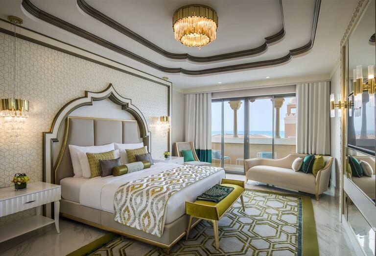Luxusná izba v hoteli Rixos Saadiyat Island Abu Dhabi