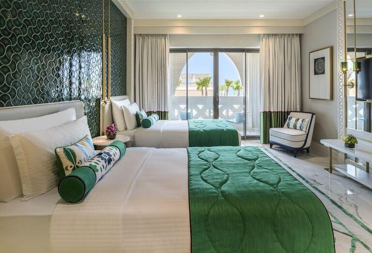 Komfortná izba v hoteli Rixos Saadiyat Island Abu Dhabi