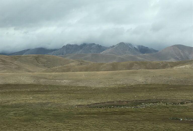 Atrakcie Kirgizsko - krajina plná farieb