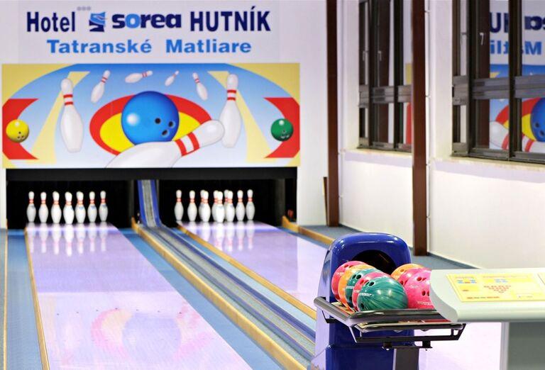 Hotel Sorea Hutník - Bowling